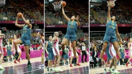 Wanted: Female basketball player to join The Takins (Redfern - Tues)