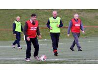 GLASGOW FOOTBALL - WALKING FOOTBALL