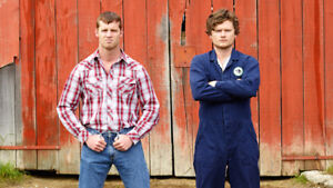 Letterkenny Live in Halifax - Two Tickets Front Row Center