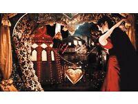 Secret Cinema - Moulin Rouge - 2x tickets £120 (£60 each) - Thursday 27th April 1830