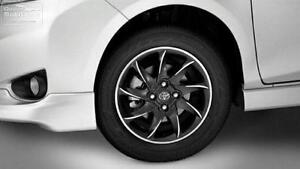Toyota Yaris 15 inch Alloy Wheels (Quantity 4 Available)