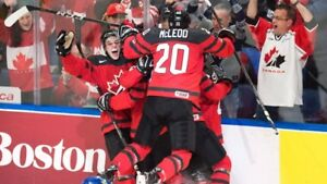World Juniors Vancouver. Full package! (almost)