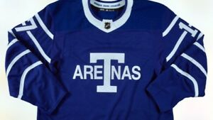 Toronto maple leafs Arena Jersey