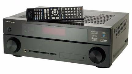 PIONEER 5.1 3D READY HDMI AV RECEIVER Chadstone Monash Area Preview