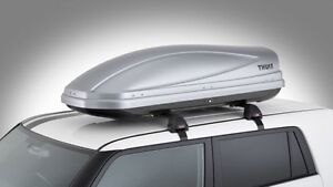 ISO roof rack and pod