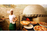 Pizza Chef / Pizzaiolo for busy wood fired Pizzeria. Excellent Pay. Notting Hill.
