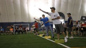 WORLD'S LARGEST WASHER TOSS TOURNAMENT