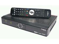 Humax HD-FOX T2 Freeview HD Set Top Box HDMI + USB Playback And Record Function