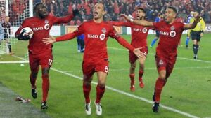TORONTO FC HOME GAMES AT BMO FIELD