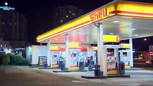 SHELL GAS STATION FOR SALE WITH TIM HORTON'S!!!!