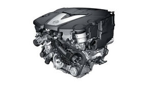 Mercedes ML350 Bluetec, GL350 Bluetec - Engine with Installation