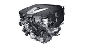 Mercedes ML350 Bluetec, GL350 Bluetec - Engine with Installation