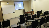 Toronto Classroom rental, Large classroom for rent