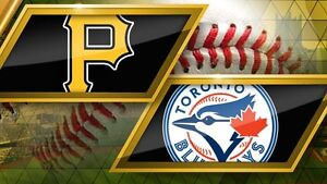 PIRATES vs BLUE JAYS x1 x2 x3 x4 >>> SATURDAY APRIL 1st 1:00pm