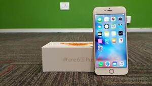 IPHONE 6S PLUS GOLD TWO MOS OLD