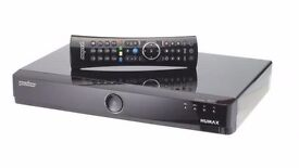 Humax DTR-T1000 YouView Freeview HD Personal Video Recorder With 7 Day Catchup TV