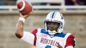 Durant and Montreal vs Roughriders Friday  Oct 27th BELOW COST