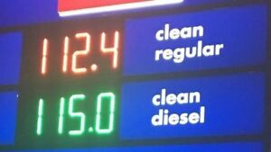 GAS Price Signs-Led Cheapest and Best-Ledle Media