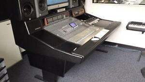 Tascam DM4800 Recording Mixer/Meter/FW Card+Argosy DESK