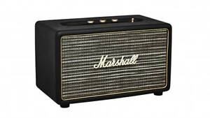 Marshall Action Bluetooth Speaker.