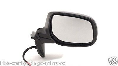 TOYOTA AURIS 2006-2010 DOOR  WING MIRROR ELECTRIC HEATED PRIMED RH RIGHT O/S OFF