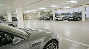 Car parking CBD