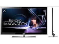"📺 SAMSUNG 46"" TV UE46B8 TV NOT USED BIG SCREEN SUPER SLIM PERFECT CONDITION CHEAP £210 ONO"