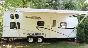 Travel Trailers for Rental