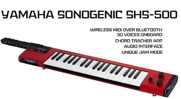 Yamaha Sonogenic SHS 500RD New In Box Sealed