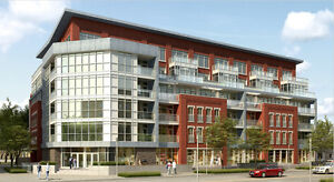 RED Condo - Uptown Waterloo - Fully Furnished One Bedroom