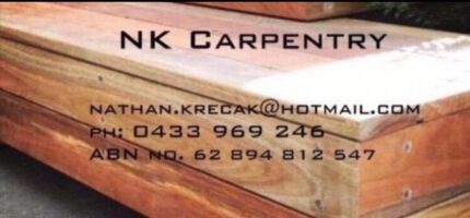 NK CARPENTRY