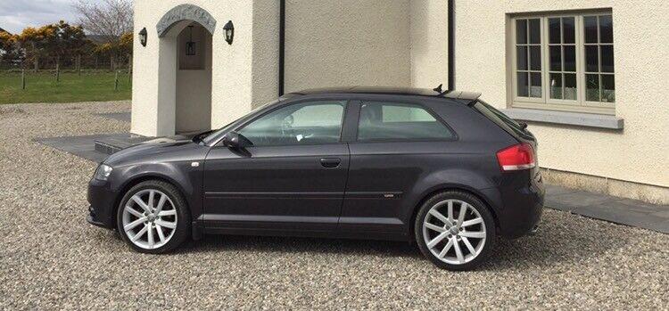 Audi A3 170 sline