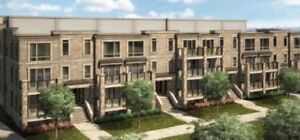 Brand New Markham townhouse hwy 7/9th line