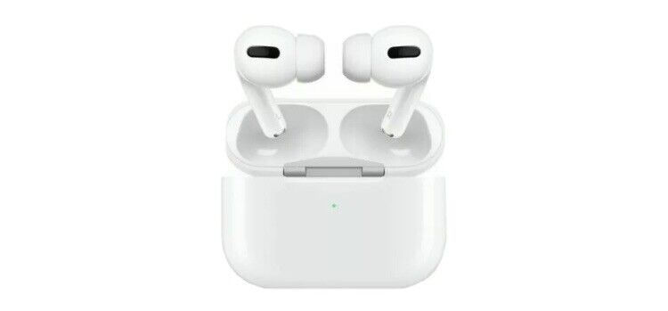 Excellent Condition - Apple AirPods Pro (+ Wireless Charging Case)