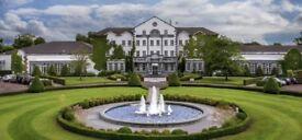 2 night stay in luxury hotel in Ballyconnell, Co. Cavan