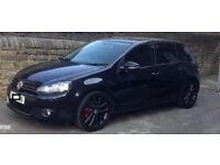 vw golf 1.4 tsi GT, 2010, has 73,000 miles with luxary pack and winter pack