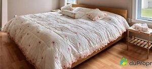Literie - Ensemble à douillette / Bed - Comforter Set