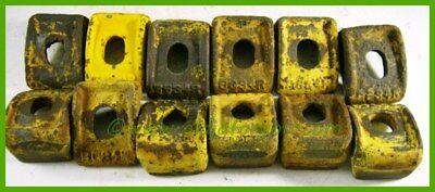 B634r John Deere A B G Rim Clamp Set Of 12 Original Parts Usa Made