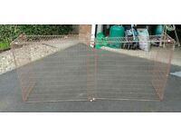 Extending Fire Guard - used but in good condition