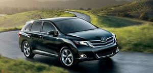 ~~~TOYOTA VENZA 235/65R17 WINTER TIRES & ALLOYS~~~