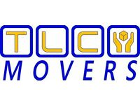TLC Movers UK Ltd professional removal services throughout South Wales