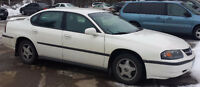 2003 Chevrolet Impala - Very Good Condition