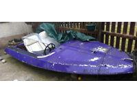 Project speedboat