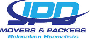 JPD MOVERS & PACKERS fully insured  & registered
