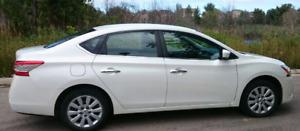 2014 Nissan Sentra/ certified with waranty