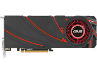 ASUS Radeon R9 290X 4GB Graphics cards (As New - With Warranty)