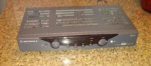 Motorola cogeco cable box