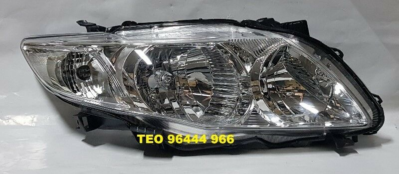 TOYOTA ALTIS 2008-2009 ZZE141 HEAD LAMP / HEAD LIGHT (NEW)