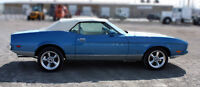 1973 FORD MUSTING MACH 1 CONVERTIBLE