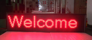 Moving Message Signs/Displays brand new in the box $ 50